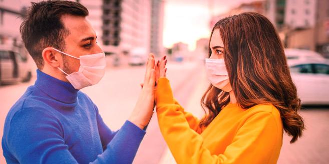 Les relations de couples en temps de Coronavirus