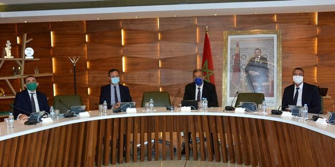 Ecosystème agricole : La BEI et le CAM signe un accord de financement de 2,2 milliards de DH