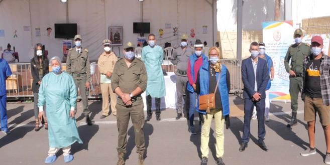 Casablanca : L'association Moltaka B'ladi aménage un espace pédagogique pour les jeunes atteints de la Covid-19