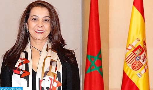 Benyaich expose à Segovia l'engagement du Souverain pour la promotion du leadership féminin