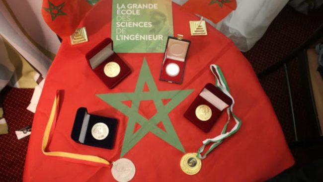 Africa Innovation Week 2020 : Le Maroc remporte le Grand Prix et 4 médailles d'or