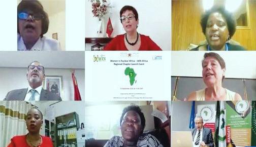 Promotion de la femme du nucléaire : Création d'un bureau régional de WiN Africa
