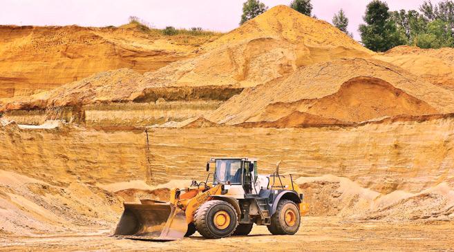 Exploitation du sable : Légale ou illégale, une gestion s'impose