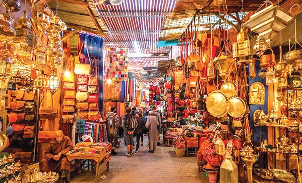 Tanger : Les bazaristes entre amertume et espoir