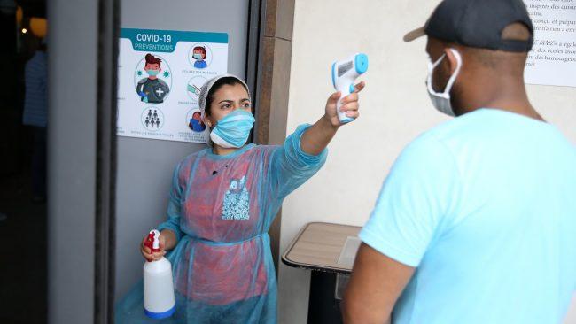 Compteur coronavirus : La flambée continue, 2.397 nouveaux cas en 24H