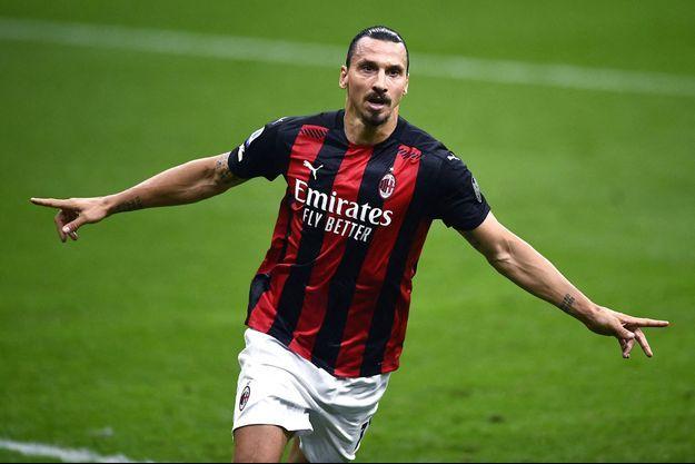 Série A: Ibrahimovic testé positif au Covid-19