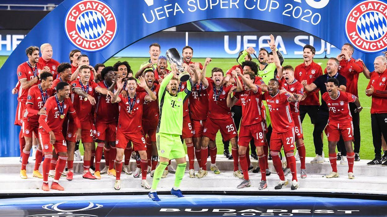 Supercoupe UEFA : Bounou et En-Nesyri finalistes malchanceux !