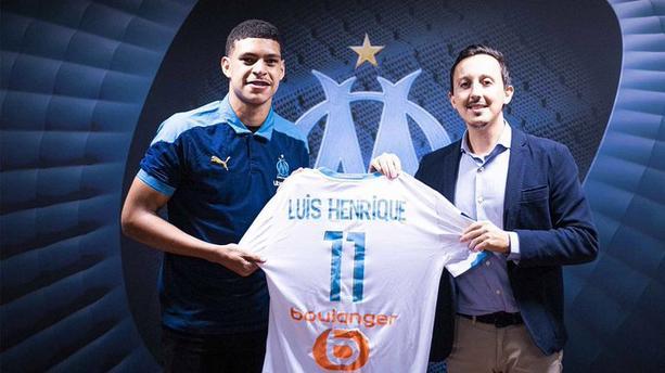 Transfert : Luis Henrique rejoint Marseille