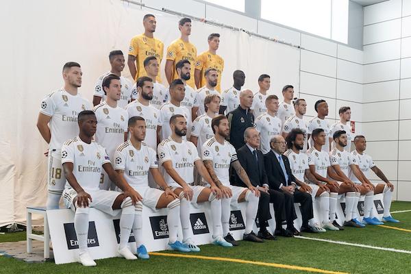 Incroyable mais vrai : Chaque joueur du Real fait un don de 1.000.000 euros au club !