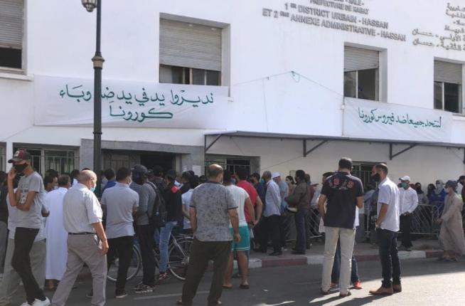 """Les R'batis s'indignent des grèves des """"mo9ata3a"""""""