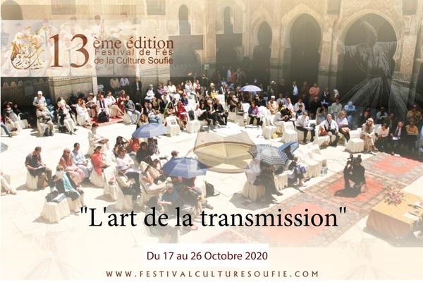 Le Festival de Fès de la culture Soufie maintient l'édition 2020