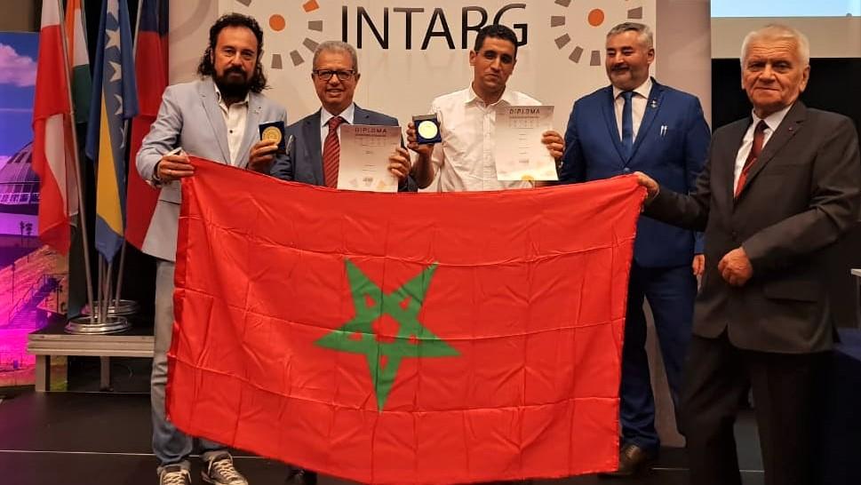 Le Maroc se distingue au Salon d'Istanbul de l'innovation avec 2 Médailles d'or et 2 Médailles d'argent