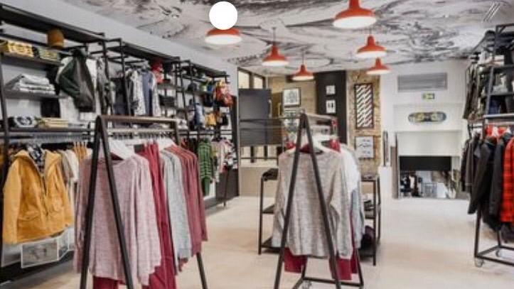 L'Habillement : les magasins en détresse