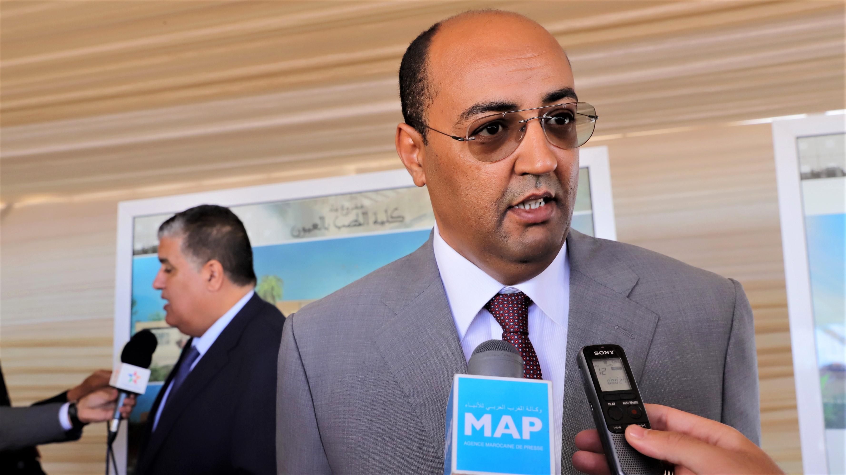 """Création d'entités fantoches : Sidi Hamdi Ould Errachid fustige le """"Polisario"""""""