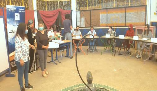 Marrakech : «Hikayat Shahrazad», l'art au service des nobles causes