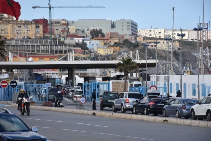 Marocains bloqués à Melilia et Sebta, enfin le retour au bercail (Photo Housni)