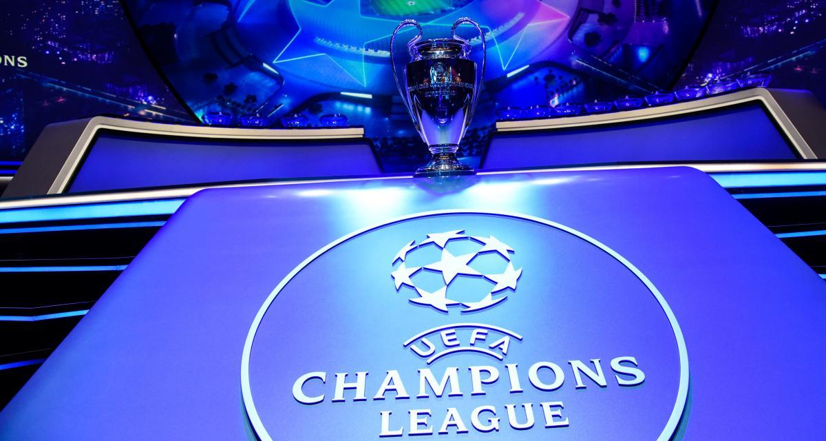 Ligue des champions: Le tirage accouche d'un automne franco-anglais, retrouvailles PSG-United