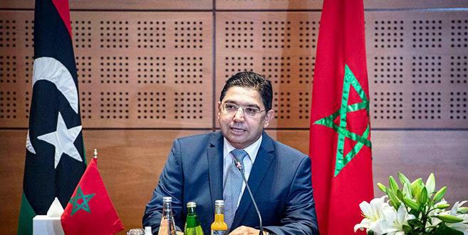 Diplomatie : Le Maroc s'engage à sécuriser la région