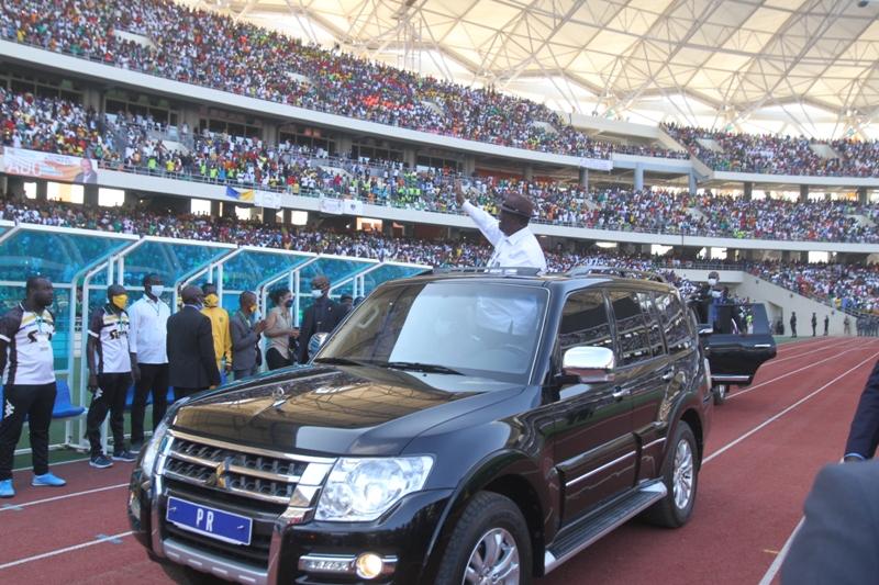 Football : La Côte d'Ivoire inaugure son nouveau stade olympique avant la CAN-2023