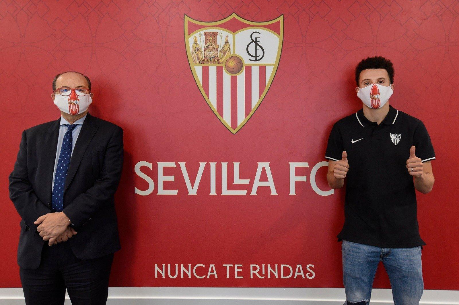 Liga : Oussama Idrissi s'engage avec FC Séville pour 5 ans
