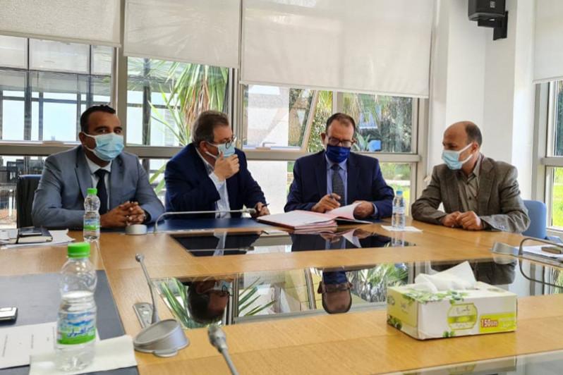 Régularisation fiscale : Signature d'une convention entre la DGI et les pharmaciens