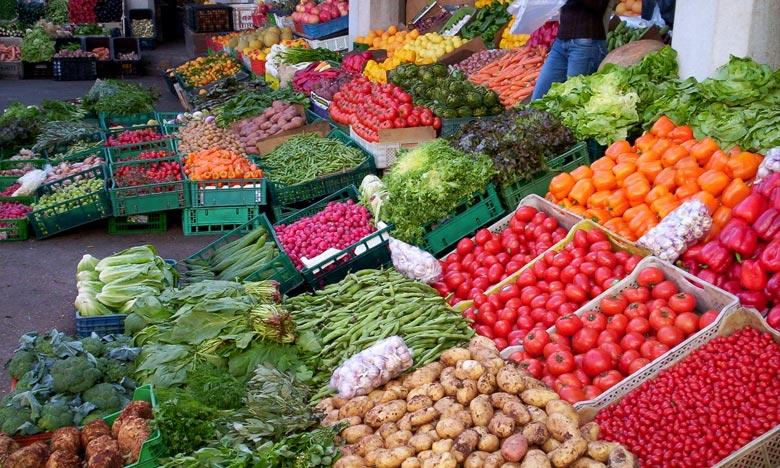 Tanger : Ouverture d'un nouveau marché de gros de fruits et légumes