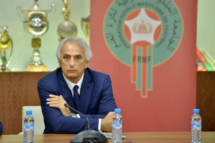 Vahid Halilhodzic : « Le début d'une nouvelle aventure avec un nouveau challenge »