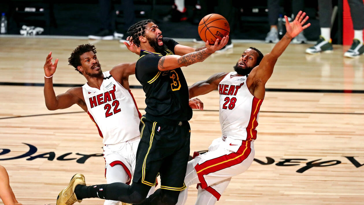 Finale NBA: Miami bat les Lakers (111-108) et arrache un 6e match