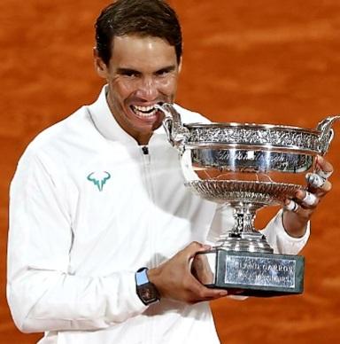 Roland-Garros: Et de 13 qui font 20 pour Nadal !