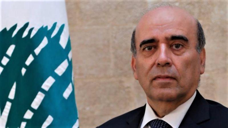 Le ministre libanais des AE exprime ses remerciements au Maroc pour son soutien