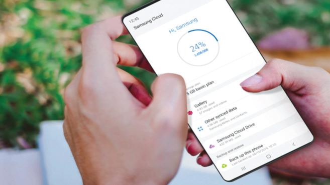 Android : Samsung Cloud bientôt remplacé par OneDrive