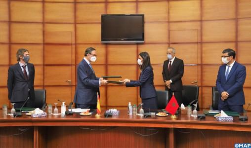 Autonomisation : protocole de coopération maroco-espagnole ciblant plus de 3.000 femmes et jeunes