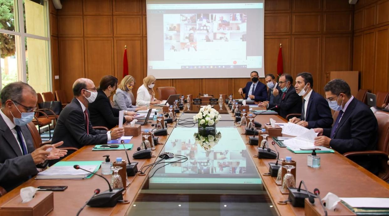 Le Conseil d'orientation stratégique de l'Agence MCA-Morocco tient sa 9ème session