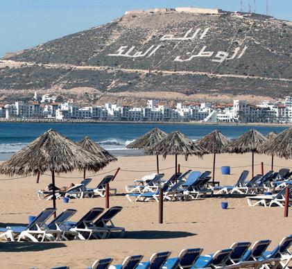 Marrakech: Prémisses d'une «incertaine» relance du tourisme
