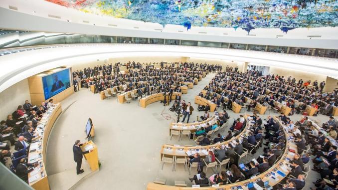 ONU : Un vote unique pour une candidature «imaginaire» au CDH !