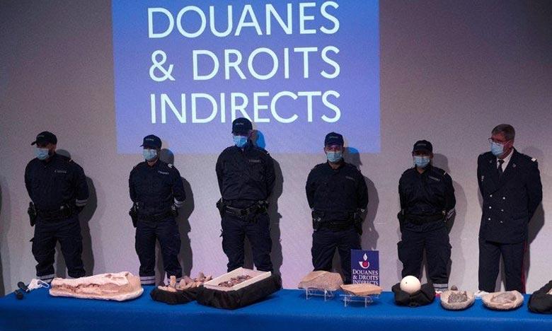 Le Maroc récupère près de 25.500 pièces archéologiques saisies en France