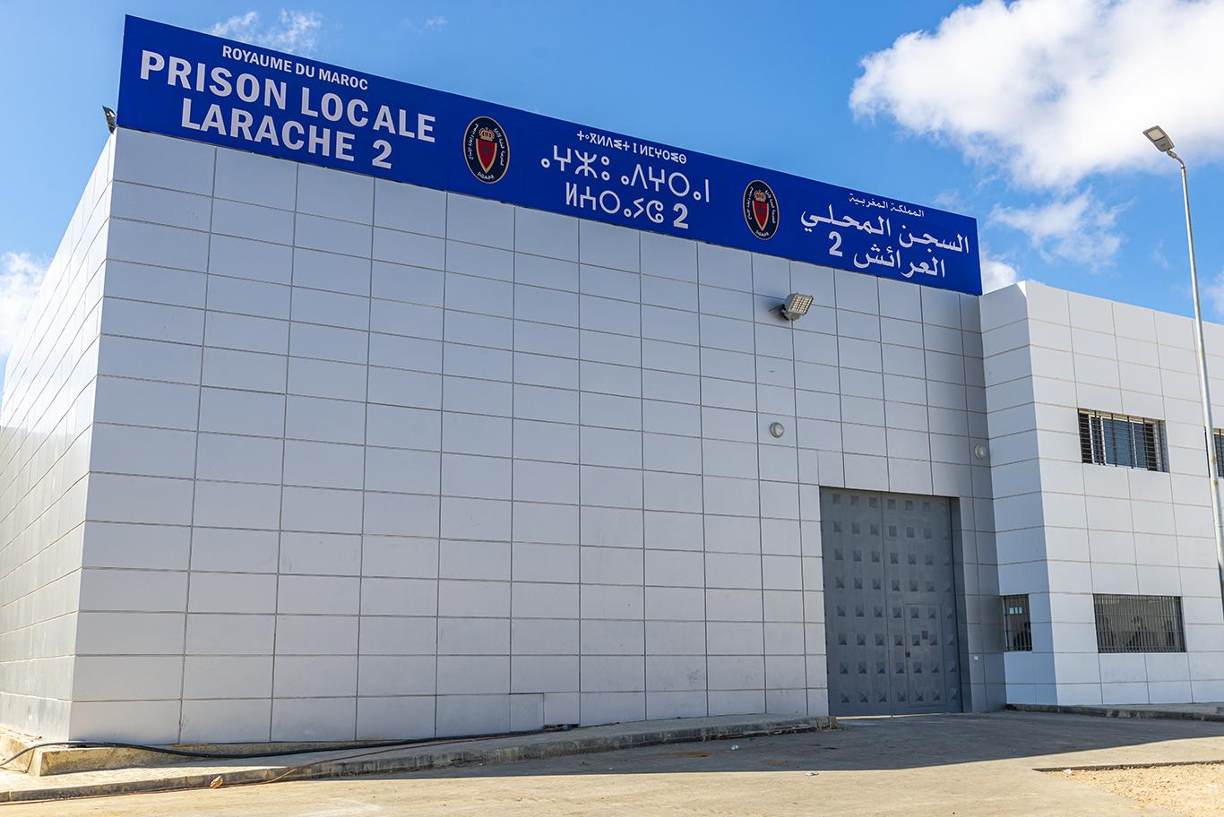 DGAPR : Deux nouveaux établissements pénitentiaires à Larache et Oujda