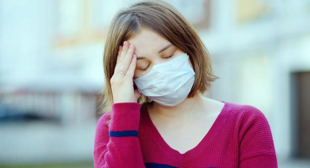 Rhume, grippe et Covid-19: une similarité «nuancée» des symptômes