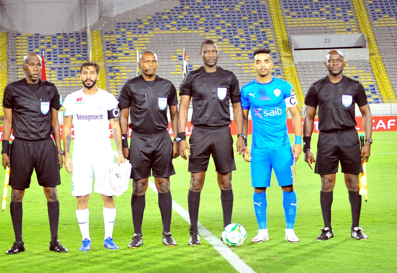 Demi-finale de la Ligue des Champions / Raja-Zamalek (0-1) : L'arbitrage injustement décisif !