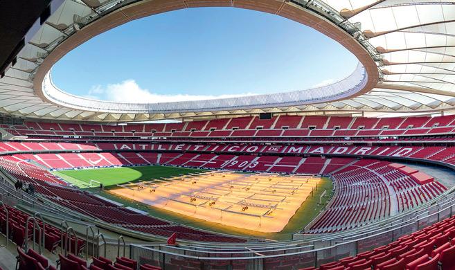 Football : Le grand investissement de l'Atlético de Madrid