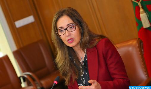 Leila Farah Mokaddem, la représentante résidente de la BAD au Maroc