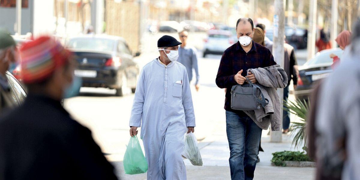 La pandémie cause une baisse sensible de la mobilité des Marocains