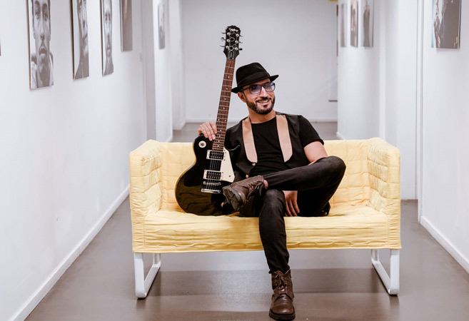 Issam Kamal  : « L'album studio coûte deux à trois fois plus cher qu'un album live »