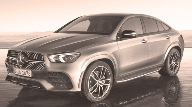 Automobile : Le GLE 2020 de Mercedes
