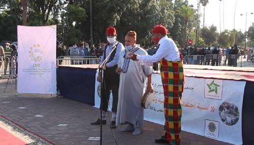 La Place Jamaâ El Fna renoue avec le spectacle