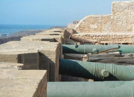 Patrimoine : Un canon volé à la Kasbah des Oudayas sauvé de justesse