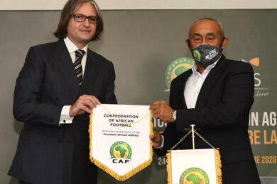 Football africain : La CAF et l'ICSS signent un accord de coopération