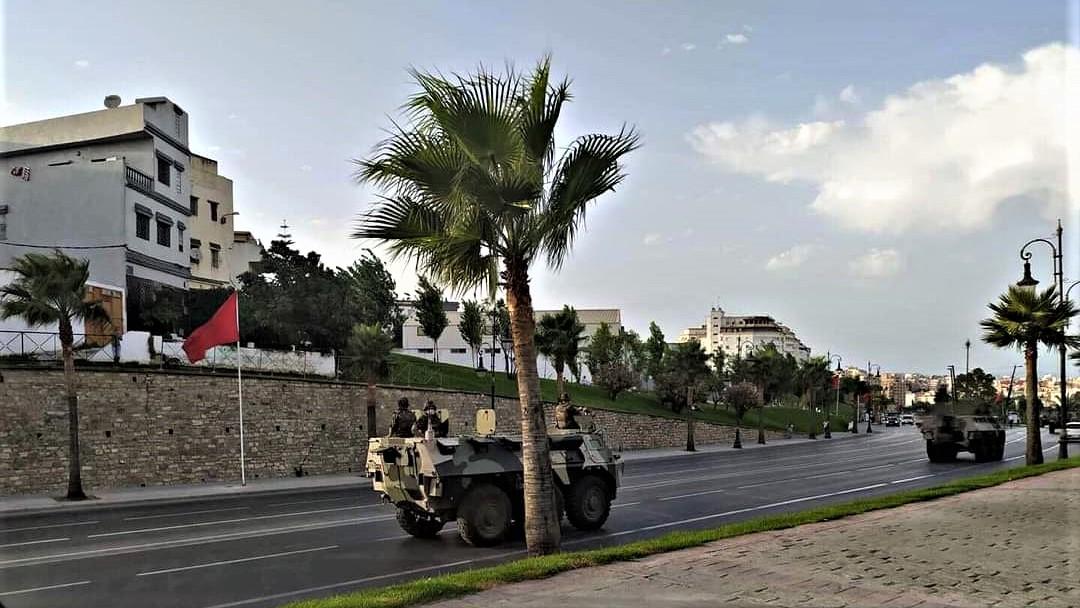 Après des semaines d'assouplissement, Tanger de nouveau en alerte
