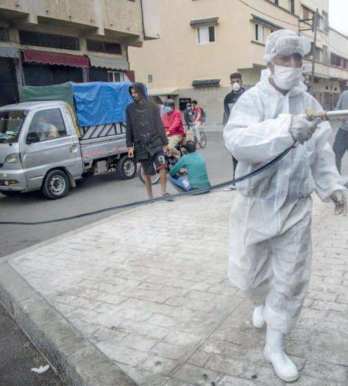 Casablanca – Settat : Un webinaire autour de la riposte à la Covid-19