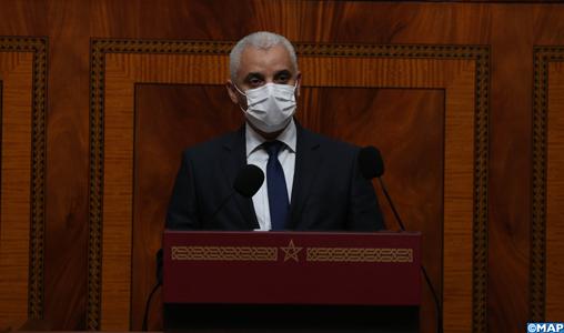 Khalid Ait Taleb annonce l'arrivée de 10 millions de doses d'un vaccin anti-Covid en décembre